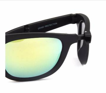 Unisex Vintage folding Sunglasses for Men