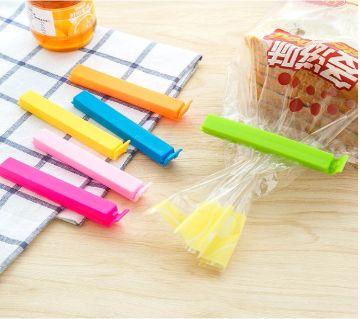 5Pcs/lot  Snack Sealing Clips Sealer Food Storage Kitchen Gadgets