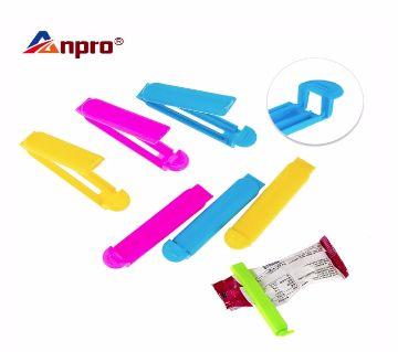 5Pcs/lot  Snack Sealing Clips Sealer  Kitchen Gadgets