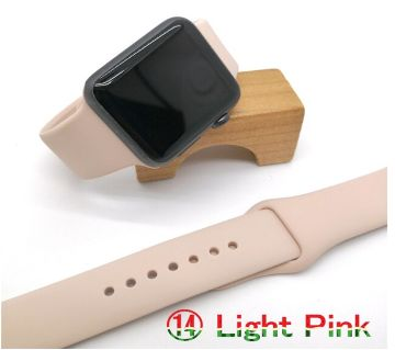 Silicone Soft Breathable Straps for Apple watch 5 4 3 2 (38mm/40mm)
