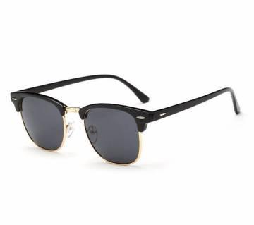 Half Metal Classic Sunglasses