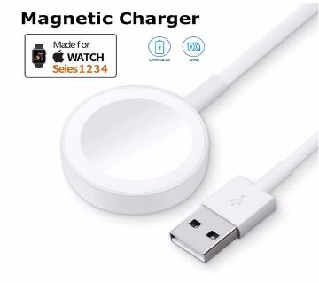 1m Magnetic Fast Charging Wireless Charger For Apple iwatch Series 1 2 3 4