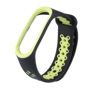 Silicone Soft  Replacement Straps for Xiaomi Mi Band 3/4