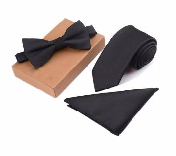 GUSLESON Slim Tie Set For Men