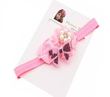 Flower Headband For Baby Girl