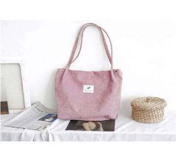 Fashion Candy Colors Women Casual Large Capacity Shoulder Bag