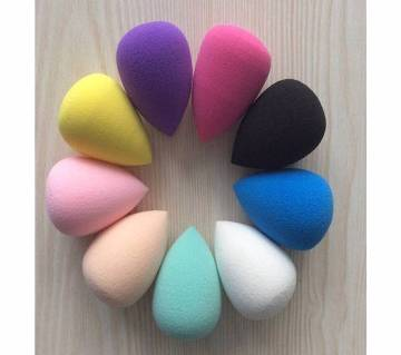 2PC/lot Makeup Water-Drop Shape Sponge Smooth Puff Soft Powder Beauty Cosmetic
