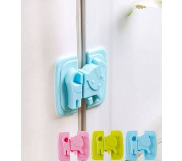 Anti Lock Open Drawer Cabinet Multi-function Plastic  Safety Locks For Baby Kids Safety