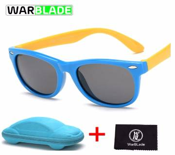 New Polarized UV400 Sunglasses For Boys With Case