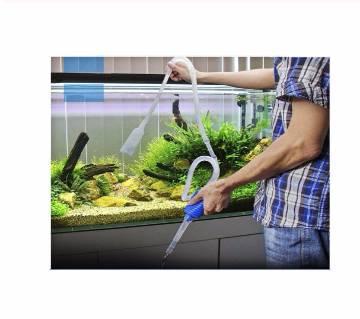 Aquarium Fish Tank Cleaner Siphon Pump