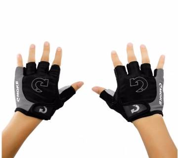 Half Finger  Anti Slip Gel Pad Breathable Motorcycle Sports cycling Gloves