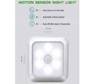 PIR motion sensor LED night light