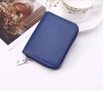 PU Leather Multi-Card Position Exquisite Wallet