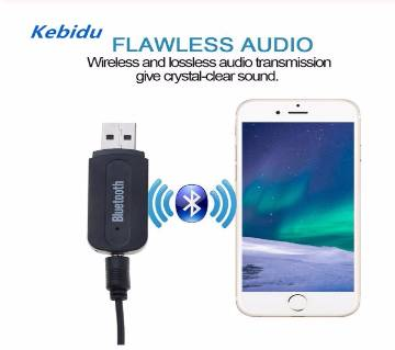 Portable Wireless USB Bluetooth Music Receiver