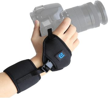 Hand Grip Wrist Strap For Canon Nikon Sony DSLR Hand Belt