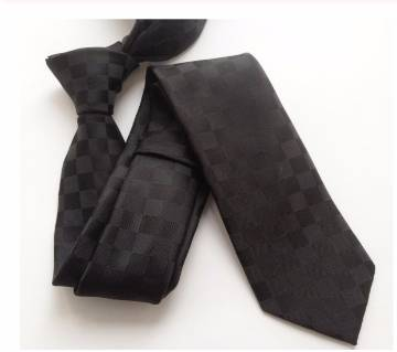 GUSLESON Classic Men Business Formal Wedding Slim Tie