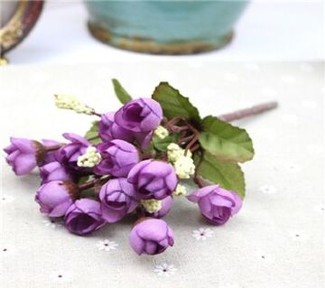 Cute Artificial Flowers For Interior Home Decoration