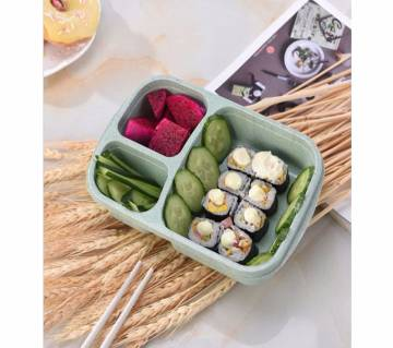 Microwave Bento Food Container Storage Box
