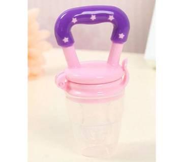 1PCS Baby Kids Milk Fruit Bite Feeding Safe Pacifier Tool Infant Teether Nipple AU