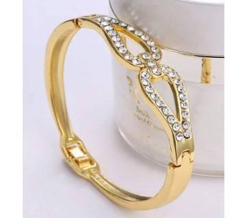 Fashion Crystal Vintage gold Rhinestone Bracelets