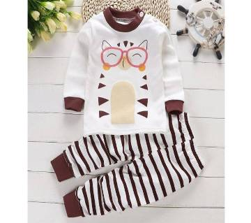 Boys Long-sleeved Clothing Sets shirt + pants For (2-4 years)