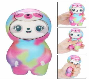 Slow Rising Fruit Scented Stress Relief Toys