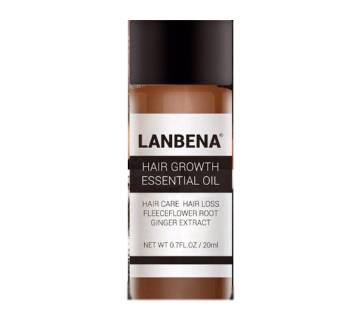 Lanbena Natural Hair Regrowth Hair Products Essential Oil -20ml-China