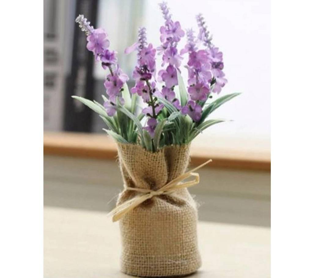ম্যাগনেটস আর্টিফিশিয়াল বনসাই ফ্লাওয়ার (flower+vase) বাংলাদেশ - 982713
