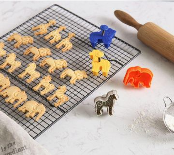 4pcs DIY cookie Cutter Mold decoration Tools