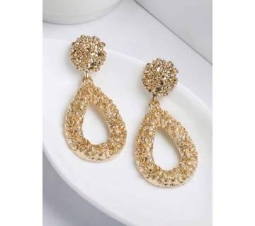 Simple Bohemia Large Pendant Earrings For Women