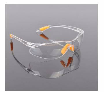 UV-Protection Dust Wind Splash Proof High Strength Impact Resistance For Riding Cycling Safety Glasses