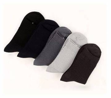 5Pair Multicolour Comfortable Classic Cotton