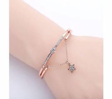 Luxury Double-Deck Star Bracelet For Women