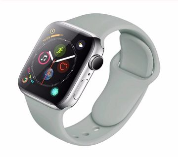 44MM/42MM Silicone Soft  Replacement Strap For Apple Watch Series 4/3/2/1(copy)