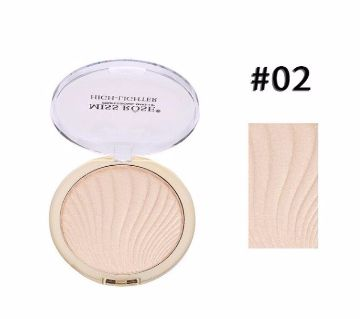 Miss ROSE Shimmer Highlighter Powder-12g-China