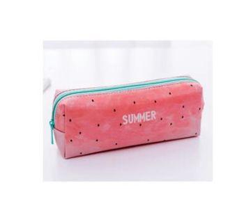 Mini Summer Sweet Cosmetic Brush Make Up Travel Organizer Bags