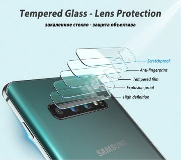 1Pcs Camera Glass Lens Screen Protector For Samsung Galaxy S10 Plus