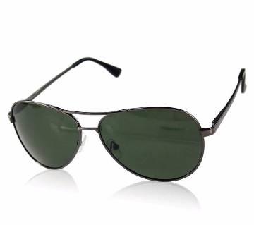 Metal Frame UV Protection High Definition Sunglasses for Men