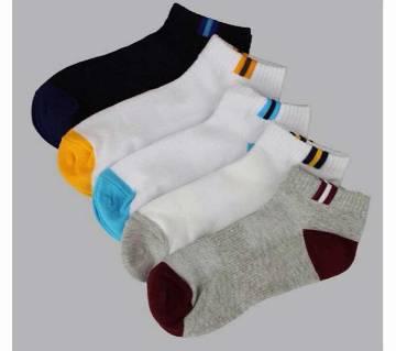 5Pair Comfortable Classic Cotton Socks