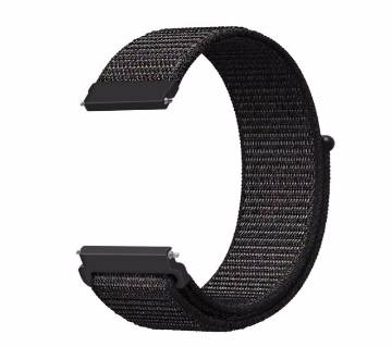 20mm Woven Nylon Loop band For Samsung Galaxy Watch