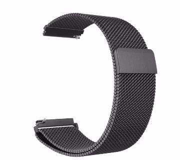 20mm Stainless Steel Magnetic Metal Wrist Band  Strap