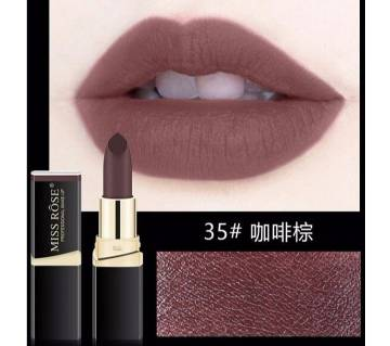 Miss Rose Matte Soft Waterproof Long Lasting Lipsticks-3.5g-China