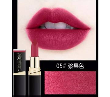 Miss Rose Matte Waterproof long lasting Lipsticks-3.5g-China