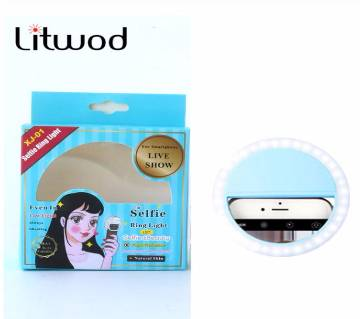 Z20 LED Portable Selfie Ring Flash