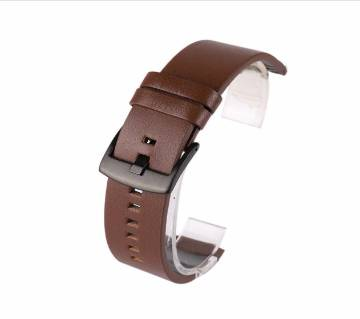 24mm Leather Waterproof Replacement Strap