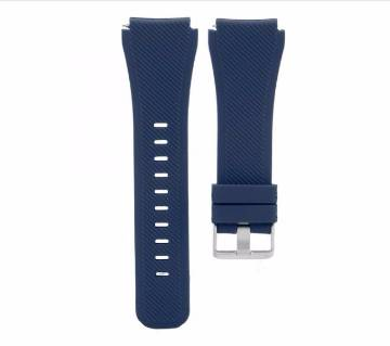 Replacement Silicon Strap  Fit for Samsung Gear S3 Frontier Classic (Standard Edition) Watch Band