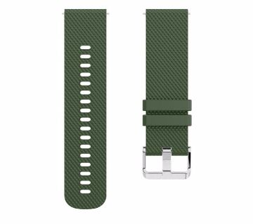 Silicone Replacement Wristband Strap  for Garmin Forerunner 245M/245