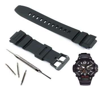 Casio MCW-100H 110H W-S220 HDD-S100  watch strap