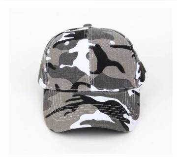 Military Colour Fitted Cap Hats For Men