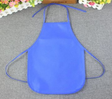 Unisex Short 48*33cm Colorful Aprons Waterproof Non-Woven Fabric